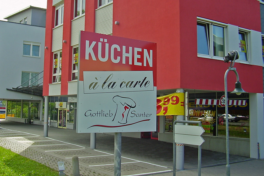 Küchen à la carte Santer Fellbach